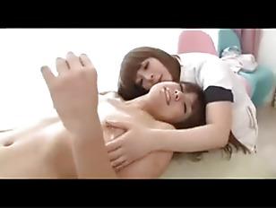 Japanese Lesbian Massage Play...