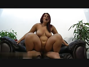 Brunette Chubby Chick Couch Sex Casting