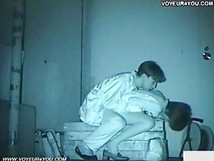Infrared Camera Voyeur Bench...