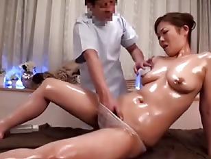 Orgasm through massage