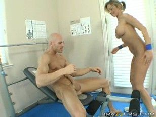 Picture Nikki Sexx Workout Sex In The Gym