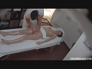 Fucked Hard By Horny Masseur