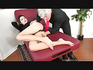 Picture Adria Rae Gives A Hot Footjob
