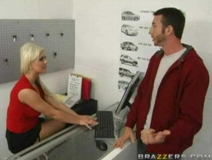 Picture Andi Anderson Car Rental Gone Bad