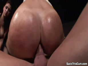 Bubble Butt Bondage...
