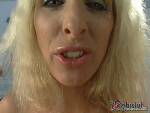 Picture Holly Halston Is A Mature Blonde With Big Bo...