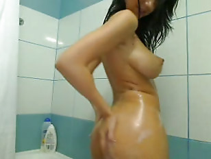 Picture Hot Chick In The Shower Amateur