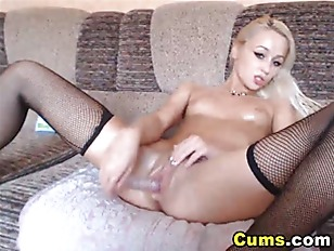 Picture Russian Blond Young Girl 18+ Striptease HD