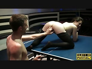 Picture Brit Sub Slut Squirting After Getting Spanke