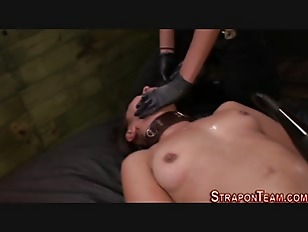 Picture Bound Les Slave Anal Hook