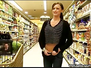 Picture Supermarket Flasher