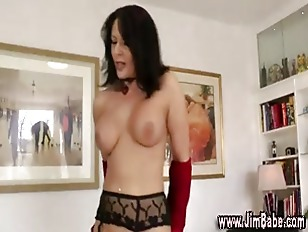 Picture Stockinged Whore Pounded