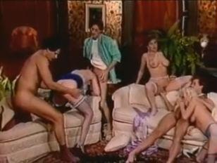 Classy orgy video