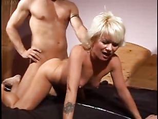 Blonde Milf Sex On...
