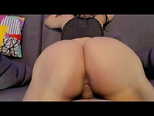 My Roommates Hot GF Seduced me with her big ass & I couldn&#'t pull out!