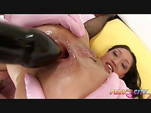 Hot Asian-Latina Blowjob...