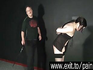 Spanking My Slave Daphne...