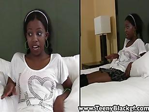 Picture TeenyBlack Schoolgirl Ebony Young Girl 18+ N...