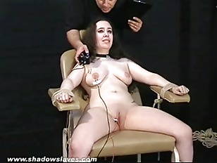 Picture Merciless Electro Torture Of Chubby Nimue Al...