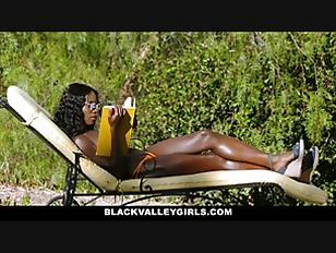 Blackvalleygirls hot sexy ebony fucks white jock 9