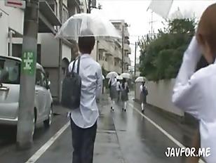 Teen lesbian lovers in Tokyo