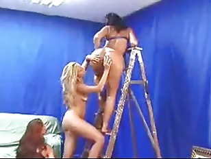 Picture Brazilian Lesbo Domination Mistress Dayana