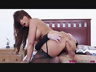 Milf Demands Son Juan El Caballo Loco To Fuck Her Asshole