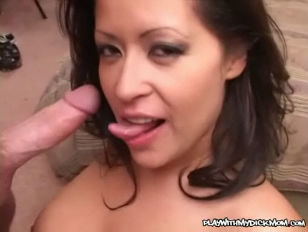 Picture Misty Mendez Mom Blows On A Stiff Cock