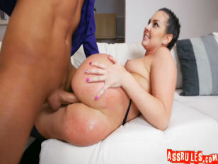 Picture Brittany Shae Takes An Anal Pounding P5