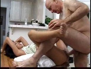 Kitchen hot sex