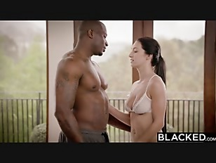 BLACKED First Big Black Cock For Teen Cyrstal Rae