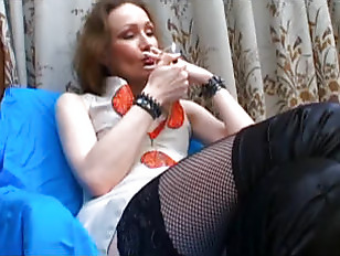 Russian Milf Get Lick...