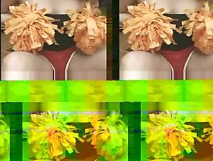 Twin Cheerleaders 1 teasing...