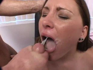 Picture Amazing Katin Seduces And Fuck Guy On Office