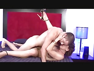 Housewife Rides The Neighbor...