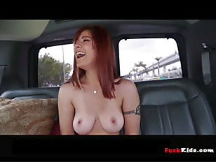 Picture Big Tit Redhead Begs For Anal Threesome P2