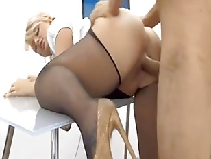 Picture Hot Office MILFs P2