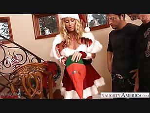 Lovely Santa Babe Nicole...