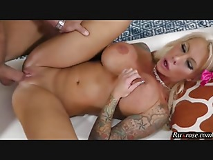 Lolly Ink sex play...