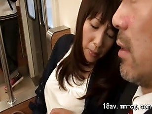 Jap Man Licking Pussy...