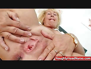 Picture Blonde Milf Greta Big Natural Boobs And Unif...