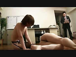 Japanese beautiful office lady...