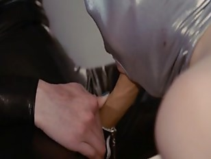 Picture Sweet Strapon Lesbians In Mask Playing