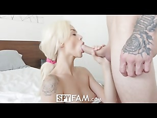 ILL FUCK YOU IF YOU DONT TELL MOM WITH ELSA JEAN SPYFAM