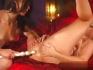 Lesbians Alicia Rhodes And...