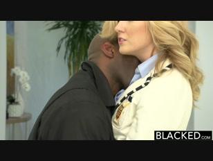 BLACKED 2 Big Black Dicks for Rich White Girl