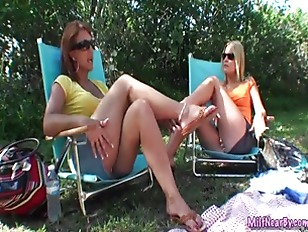 Picnic Pussy Part 1...