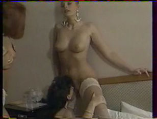 Picture Elodie Lesbian Threesome