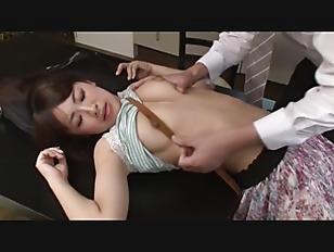 Exotic Japanese whore Satomi Nomiya  Izumi Harunaga  Haruna Ayane in Hottest oldie  college JAV scene