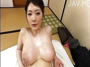 big boob jap AV star